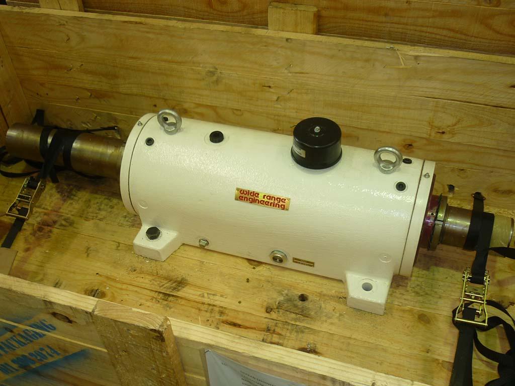 Oil Blower Impeller Housing : Untitled document thermalenergy